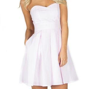 Lauren James The Corbin Seersucker Dress